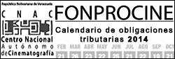 Calendario Fonprocine 2014