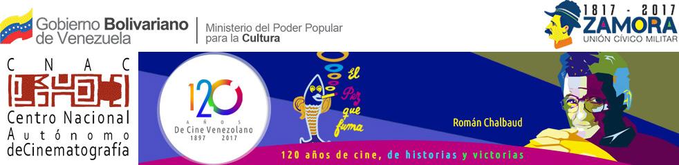 120 años de cine venezolano