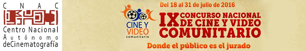 IX Concurso Nacional de Cine y Vídeo Comunitario