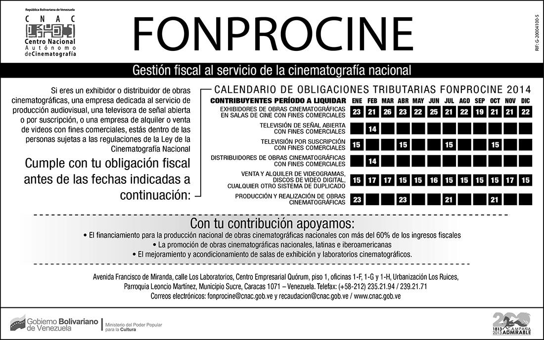 Fonprocine