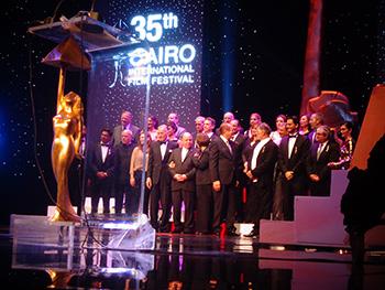 Inauguracion Festival el Cairo