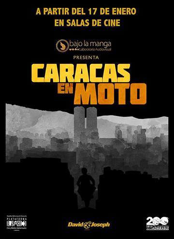 Caracas en Moto