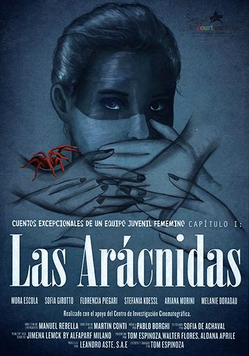 Las Aracnidas