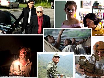 La variedad: rostro del cine venezolano en 2015