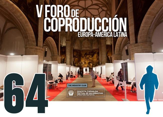 Coproducción Europa-América en San Sebastián