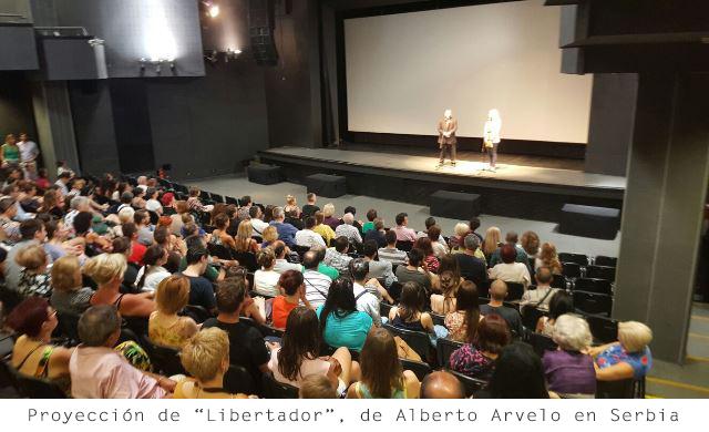 134 Muestras Internacionales se ha exhibido el Cine Venezolano