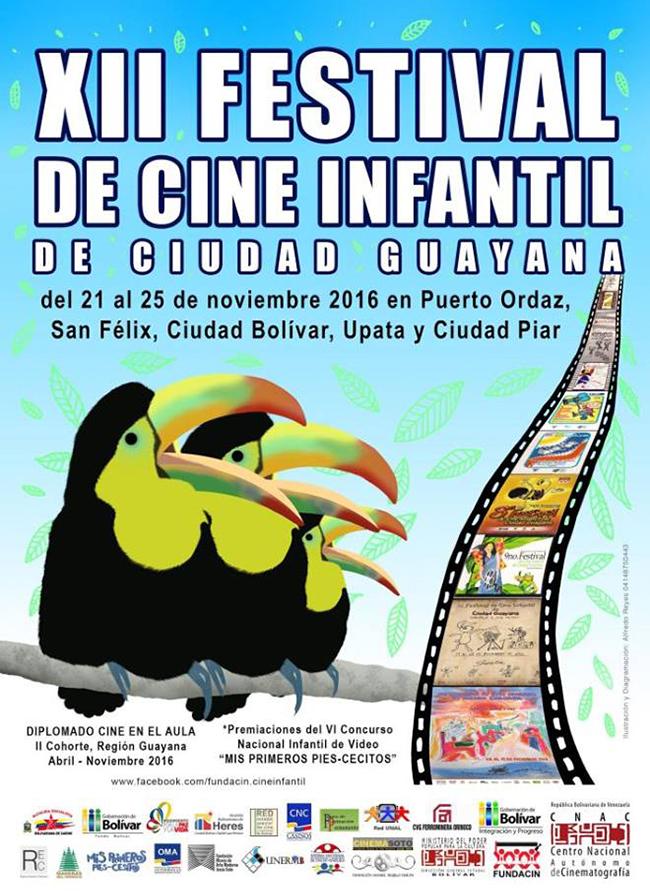 XII Festival de cine infantil
