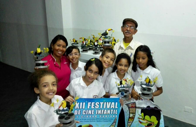 XII Festival de Cine Infantil de Ciudad Guayana