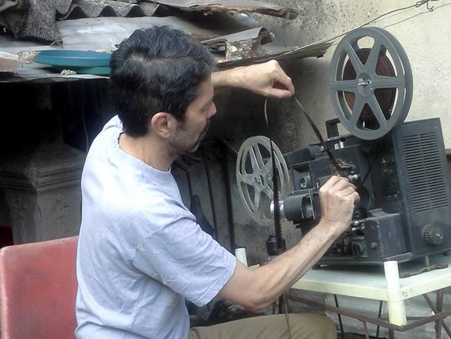 Cine Móvil Huayra
