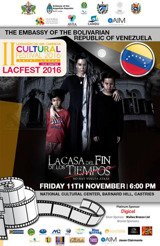 II Festival Cultural Latinoamericano y Caribeño de Santa Lucía