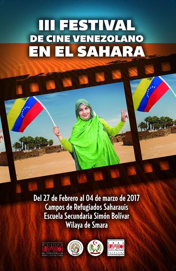 III Festival de Cine Venezolano en el Sahara