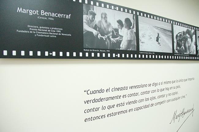 La Sala de Referencia y Consulta Margot Benacerraf