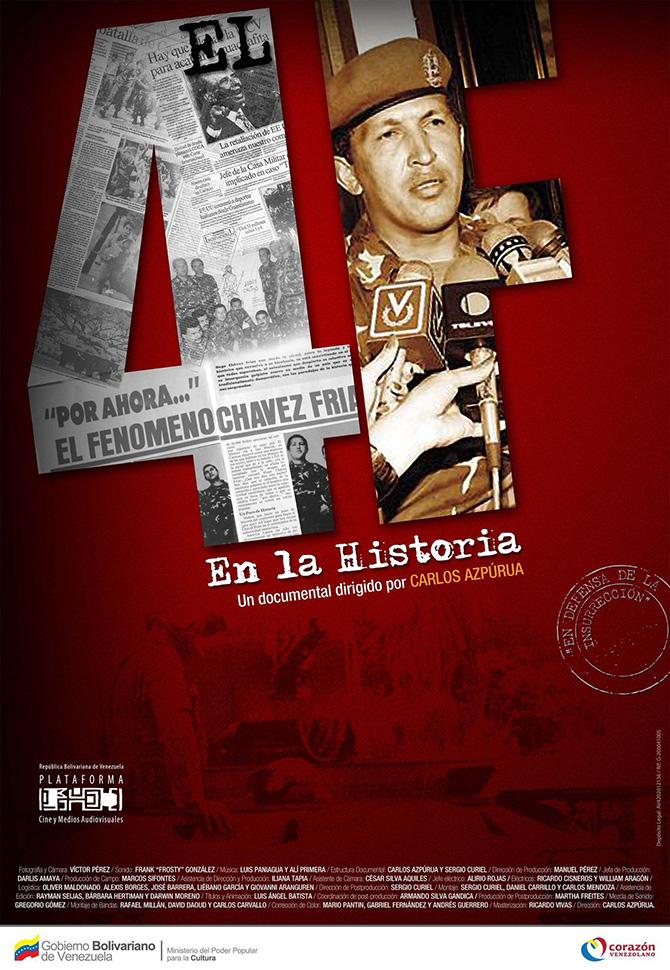 4F en la historia