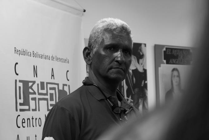 Protagonistas del cine venezolano