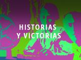 HISTORIAS Y VICTORIAS