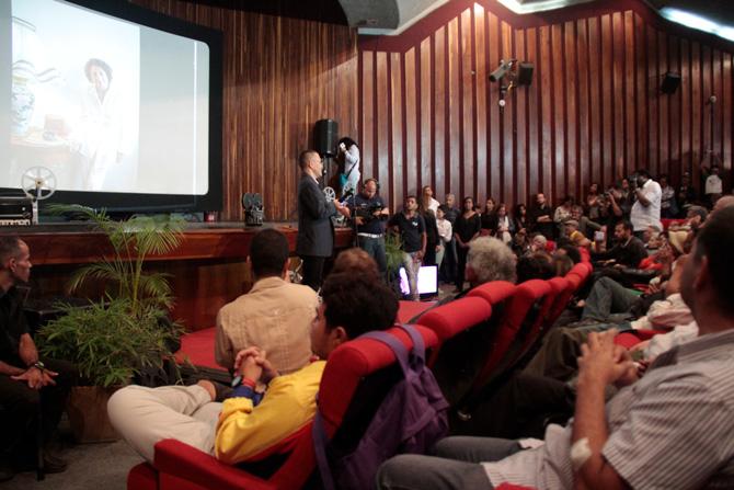 121 años del cine venezolano